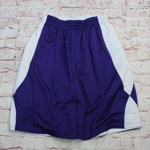 Men's Teamwork Athletic Apparel  Purple Size Mediu